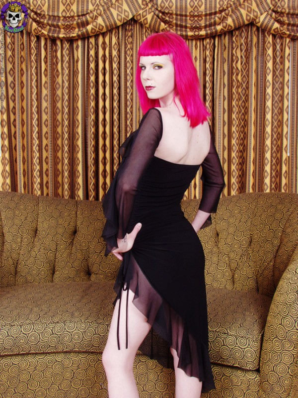 szandora elegance pink hair