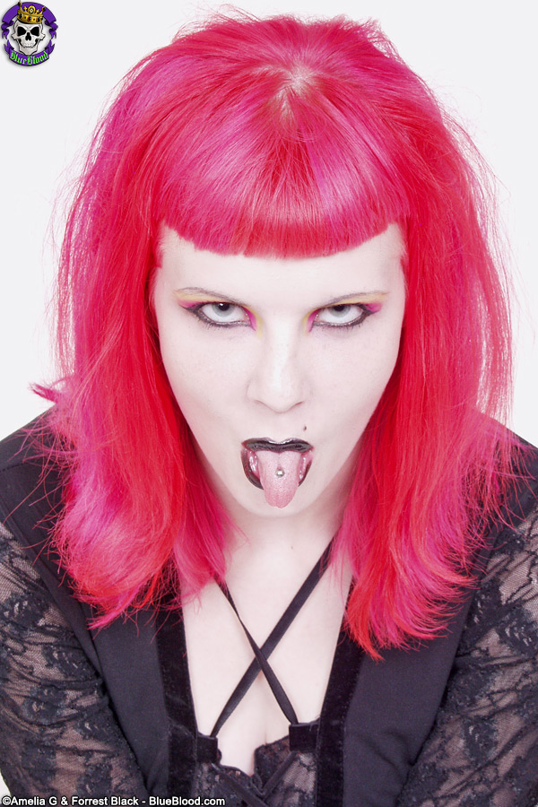 gothic sluts deathrock szandora witch